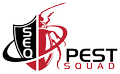 SEQ Pest Squad mini footer logo